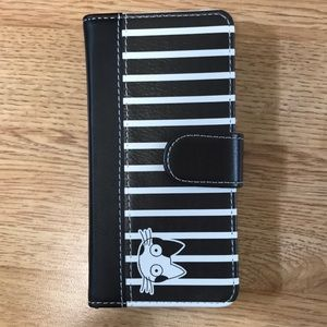 Cute wallet diary iphone 6/7 case
